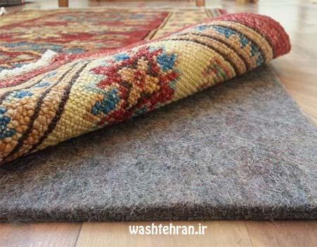 نحوه خشک کردن فرش