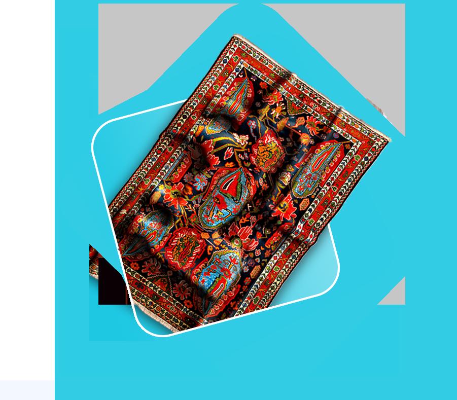 مجهزترین قالی شویی تهران